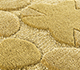 Jaipur Rugs - Hand Tufted Wool and Viscose Gold TOP-101 Area Rug Closeupshot - RUG1098694