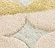 Jaipur Rugs - Hand Tufted Wool and Viscose Gold TOP-106 Area Rug Closeupshot - RUG1105087