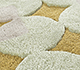 Jaipur Rugs - Hand Tufted Wool and Viscose Green TOP-106 Area Rug Closeupshot - RUG1105088