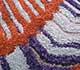 Jaipur Rugs - Hand Tufted Wool and Viscose Blue TOP-109 Area Rug Closeupshot - RUG1098689
