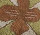 Jaipur Rugs - Hand Tufted Wool Blue TRA-11029 Area Rug Closeupshot - RUG1100465
