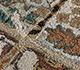 Jaipur Rugs - Hand Tufted Wool Ivory TRA-11062 Area Rug Closeupshot - RUG1102331