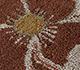 Jaipur Rugs - Hand Tufted Wool and Viscose Ivory TRA-11065 Area Rug Closeupshot - RUG1102334