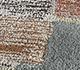 Jaipur Rugs - Hand Tufted Wool and Viscose Grey and Black TRA-11067 Area Rug Closeupshot - RUG1102336