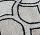 Jaipur Rugs - Hand Tufted Wool and Viscose Ivory TRA-13063 Area Rug Closeupshot - RUG1103538