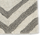Jaipur Rugs - Hand Tufted Wool Grey and Black TRA-362 Area Rug Closeupshot - RUG1077041