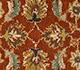 Jaipur Rugs - Hand Tufted Wool Red and Orange TRC-138 Area Rug Closeupshot - RUG1026375