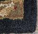 Jaipur Rugs - Hand Tufted Wool Grey and Black TRC-166 Area Rug Closeupshot - RUG1021273