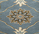 Jaipur Rugs - Hand Tufted Wool Blue TRC-626 Area Rug Closeupshot - RUG1080387