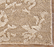 Jaipur Rugs - Hand Knotted Wool Beige and Brown YRS-703 Area Rug Closeupshot - RUG1058894