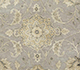 Jaipur Rugs - Hand Knotted Wool and Silk Grey and Black QNQ-10 Area Rug Closeupshot - RUG1062116