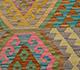 Jaipur Rugs - Flat Weaves Wool Gold AFDW-262 Area Rug Closeupshot - RUG1090996