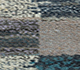 Jaipur Rugs - Hand Knotted Wool and Bamboo Silk Grey and Black CX-2807 Area Rug Closeupshot - RUG1084331