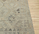 Jaipur Rugs - Flat Weave Wool Beige and Brown AFDW-105 Area Rug Cornershot - RUG1090871