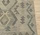 Jaipur Rugs - Flat Weave Wool Beige and Brown AFDW-113 Area Rug Cornershot - RUG1090877