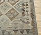 Jaipur Rugs - Flat Weave Wool Beige and Brown AFDW-185 Area Rug Cornershot - RUG1091032