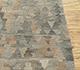 Jaipur Rugs - Flat Weave Wool Grey and Black AFDW-189 Area Rug Cornershot - RUG1091034