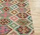 Jaipur Rugs - Flat Weave Wool Multi AFDW-245 Area Rug Cornershot - RUG1090979