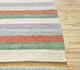 Jaipur Rugs - Flat Weave Wool Ivory AFDW-282 Area Rug Cornershot - RUG1091704