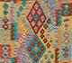 Jaipur Rugs - Flat Weave Wool Multi AFDW-34 Area Rug Cornershot - RUG1090938