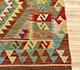 Jaipur Rugs - Flat Weave Wool Multi AFDW-50 Area Rug Cornershot - RUG1090946