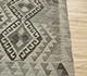 Jaipur Rugs - Flat Weave Wool Ivory AFDW-78 Area Rug Cornershot - RUG1090964