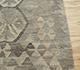 Jaipur Rugs - Flat Weave Wool Ivory AFDW-79 Area Rug Cornershot - RUG1090955
