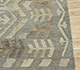 Jaipur Rugs - Flat Weaves Wool Beige and Brown AFDW-97 Area Rug Cornershot - RUG1090891