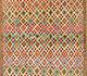 Jaipur Rugs - Hand Knotted Wool Red and Orange AFKW-101 Area Rug Cornershot - RUG1090779