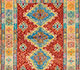 Jaipur Rugs - Hand Knotted Wool Red and Orange AFKW-116 Area Rug Cornershot - RUG1090782