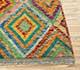Jaipur Rugs - Hand Knotted Wool Multi AFKW-119 Area Rug Cornershot - RUG1090768