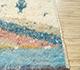 Jaipur Rugs - Hand Knotted Wool Ivory AFKW-128 Area Rug Cornershot - RUG1091712