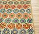 Jaipur Rugs - Hand Knotted Wool Beige and Brown AFKW-21 Area Rug Cornershot - RUG1090773