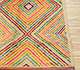 Jaipur Rugs - Hand Knotted Wool Beige and Brown AFKW-23 Area Rug Cornershot - RUG1090789