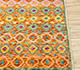 Jaipur Rugs - Hand Knotted Wool Red and Orange AFKW-82 Area Rug Cornershot - RUG1090732