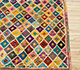 Jaipur Rugs - Hand Knotted Wool Gold AFKW-85 Area Rug Cornershot - RUG1090713