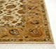 Jaipur Rugs - Hand Knotted Silk Beige and Brown ASL-02 Area Rug Cornershot - RUG1055642
