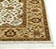 Jaipur Rugs - Hand Knotted Silk Ivory ASL-19 Area Rug Cornershot - RUG1042306