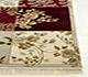 Jaipur Rugs - Hand Knotted Wool Beige and Brown CHRM-58 Area Rug Cornershot - RUG1060233