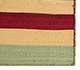 Jaipur Rugs - Flat Weave Wool Red and Orange CX-2280 Area Rug Cornershot - RUG1033246