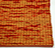 Jaipur Rugs - Flat Weaves Wool Red and Orange CX-2357 Area Rug Cornershot - RUG1053854