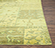 Jaipur Rugs - Hand Knotted Viscose Beige and Brown CX-2451 Area Rug Cornershot - RUG1071966