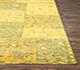 Jaipur Rugs - Hand Knotted Viscose Gold CX-2451 Area Rug Cornershot - RUG1071968