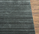 Jaipur Rugs - Hand Loom Wool and Viscose Grey and Black CX-2515 Area Rug Cornershot - RUG1077807
