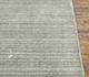 Jaipur Rugs - Hand Loom Wool and Viscose Grey and Black CX-2515 Area Rug Cornershot - RUG1077822