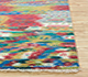 Jaipur Rugs - Hand Knotted Wool Ivory CX-2816 Area Rug Cornershot - RUG1084336