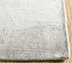 Jaipur Rugs - Hand Loom Bamboo Silk Blue CX-7042 Area Rug Cornershot - RUG1089443