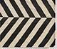 Jaipur Rugs - Flat Weaves Wool Grey and Black DW-112 Area Rug Cornershot - RUG1032903