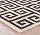 Jaipur Rugs - Flat Weave Wool Ivory DW-113 Area Rug Cornershot - RUG1083022
