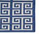 Jaipur Rugs - Flat Weave Wool Blue DW-113 Area Rug Cornershot - RUG1032825
